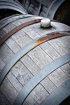 イメージ(ワイン樽)